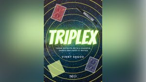 Triplex by Vinny Sagoo eBook DOWNLOAD - Download