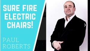 Sure Fire Electric Chairs by Paul Roberts video DOWNLOAD - Download