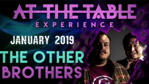 At The Table Live Lecture The Other Brothers January 2nd 2019 video DOWNLOAD - Download