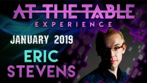 At The Table Live Lecture Eric Stevens January 16th 2019 video DOWNLOAD - Download