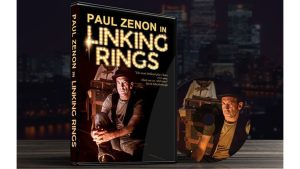 Paul Zenon in Linking Rings - DVD