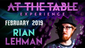 At The Table Live Lecture Rian Lehman February 6th 2019 video DOWNLOAD - Download