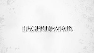 Legerdemain by Sandro Loporcaro (Amazo) video DOWNLOAD - Download