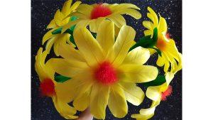 Yellow Flower (No.1) by Black Magic