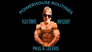 POWERHOUSE ROUTINES by Paul A. Lelekis Mixed Media DOWNLOAD - Download