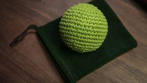 Final Load Crochet Ball (Green) by TCC