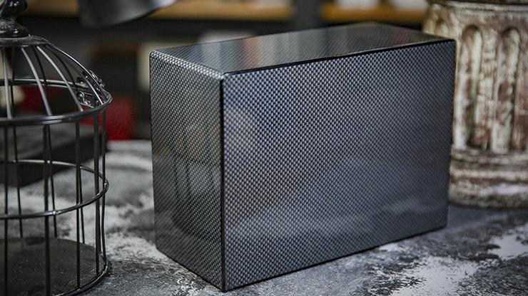 Carbon Fiber Card Cabinet by TCC