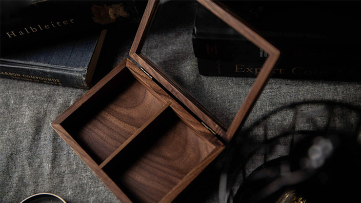 Wooden Collection Box (Two Decks) by TCC