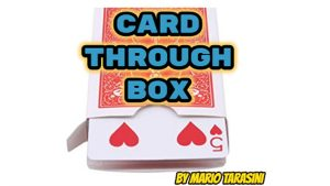 Card Through Box by Mario Tarasini video DOWNLOAD - Download