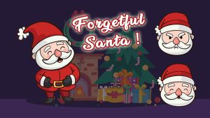 FORGETFUL SANTA (PROFESSIONAL MODEL)by Magie Climax