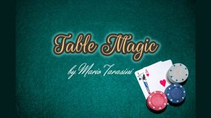 Table Magic by Mario Tarasini video DOWNLOAD - Download