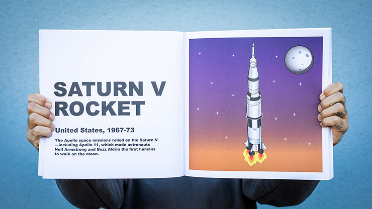 Rocket Book by Scott Green