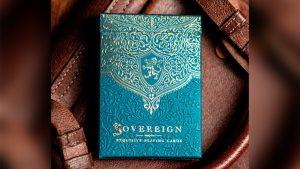 Sovereign STD Blue Playing Cards by Jody Eklund