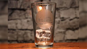 Engraved (Coca Cola AC Gimmick and Online Instructions) by James Kellogg