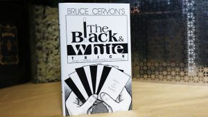 Bruce Cervon's The Black and White Trick and other assorted Mysteries by Mike Maxwell - eBook DOWNLOAD - Download
