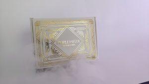 Tumi Magic presents Triple Helix by Snake & John Byng