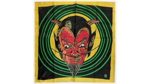 "Rice Picture Silk 18"" (Devil) by Silk King Studios"