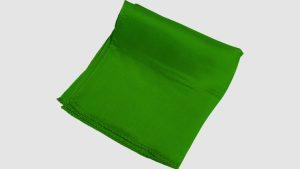 "Rice Spectrum Silk 12"" (Green) by Silk King Studios"