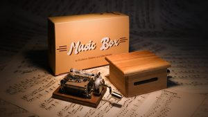 MUSIC BOX Standard by Gee Magic