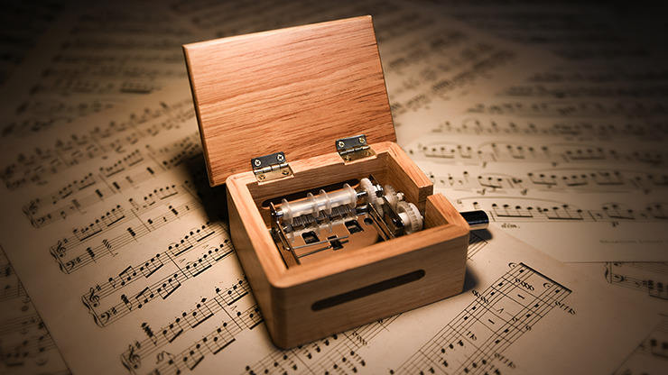 MUSIC BOX Premium by Gee Magic