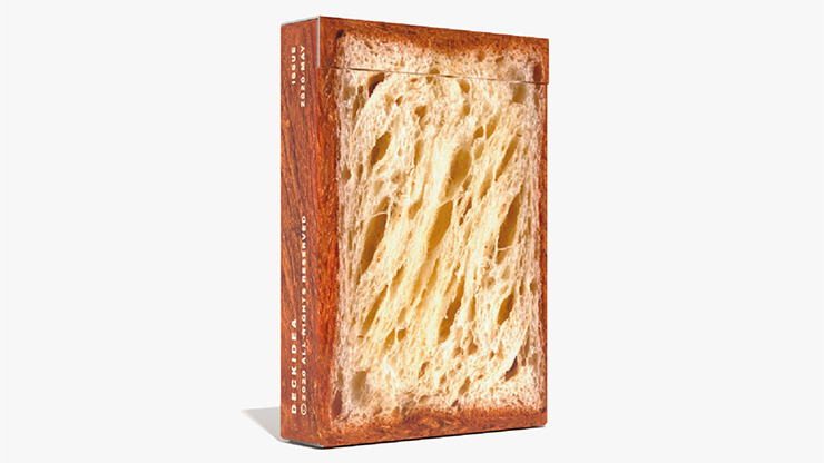 The Sandwich Series (Bread) Playing Cards