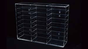 Carat XDR24L Deck Rack (24 Decks) with Lid