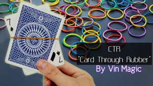 CTR (Card Through Rubber) by Vin Magic video DOWNLOAD - Download