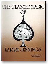 Classic Magic of Larry Jennings eBook DOWNLOAD - Download