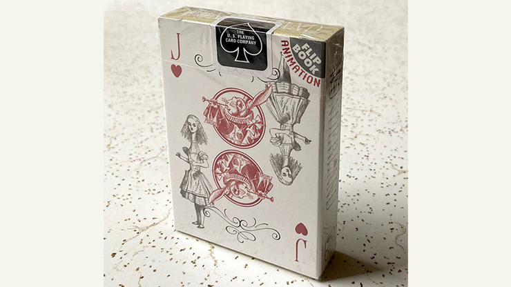 Fig. 23 Wonderland Playing Cards