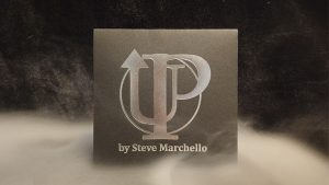 UP (Blue) by steve marchello
