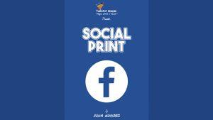 SOCIAL PRINT by Juan Alvarez and Twister Magic (Leo DiCaprio)