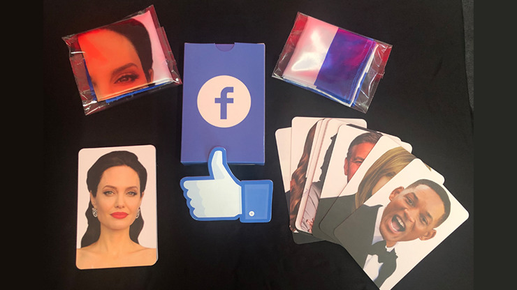 SOCIAL PRINT by Juan Alvarez and Twister Magic (Angelina Jolie)