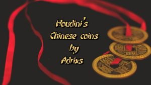 Houdini's Chinese Coins by Adrian Ferrando video DOWNLOAD - Download