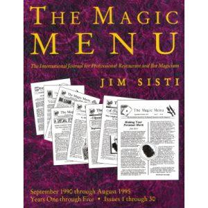 Magic Menu: Years 1 through 5 eBook DOWNLOAD - Download