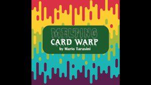 Melting Card Warp by Mario Tarasini video DOWNLOAD - Download