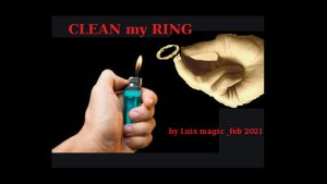 Clean My Ring by Luis Magic video DOWNLOAD - Download