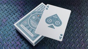 Bicycle Robot Playing Cards (Factory Edition)