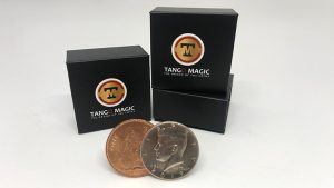 Magnetic Scotch and Soda English Penny (D0051) Tango