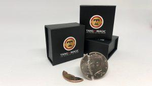 Biting Coin (Half Dollar - Internal w/extra piece) (D0044) from Tango