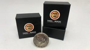 Double Side Half Dollar (Heads) (D0035) by Tango Magic