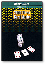 3 Card Monte 2000 by Henry Evans