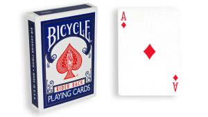 Blue One Way Forcing Deck (ad)