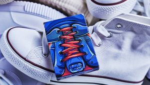 Uptempo Playing Cards by Bocopo