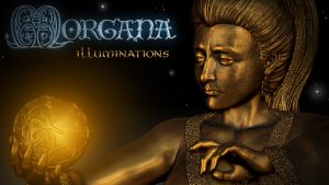 MORGANA Illuminations Playing Cards by Art Playing Cards