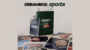 DREAM BOX SPORTS (Gimmick and Online Instructions) by JOTA