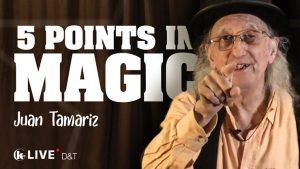 Juan Tamariz MASTER CLASS Vol. 4 - Download