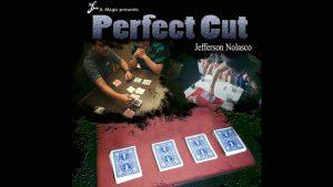 Perfect Cut Gimmick Deck by Jeff Nolasco and JL Magic