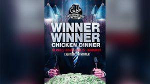 WINNER WINNER CHICKEN DINNER by Kaymar Magic