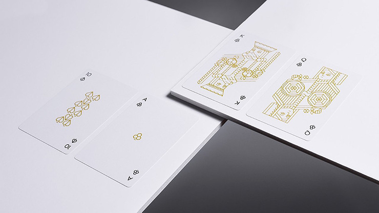 Super Bees Playing Cards