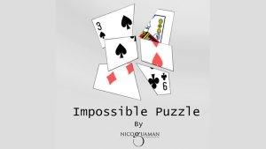 Impossible Puzzle by Nico Guaman mixed media DOWNLOAD - Download